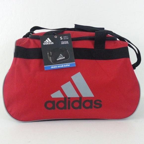 newest 72312 220f9 Adidas diablo small duffel - NWT